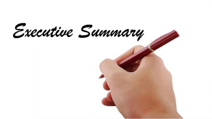 Dissertation Writing Summary