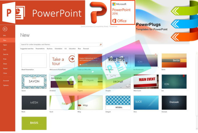 Power point template clipart best wallpaper - gallery line blue power point template and background power point