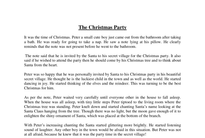 short story about love and christmas essay Here are some 500 word stories, if you are not looking for something long to read postcard stories are short stories under 500 words that relate to a chosen image there's actually a contest for this, created by geist literary magazine.