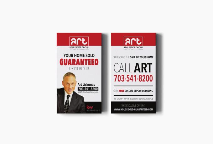 Design minimalist business card fiverr for Fiverr business cards