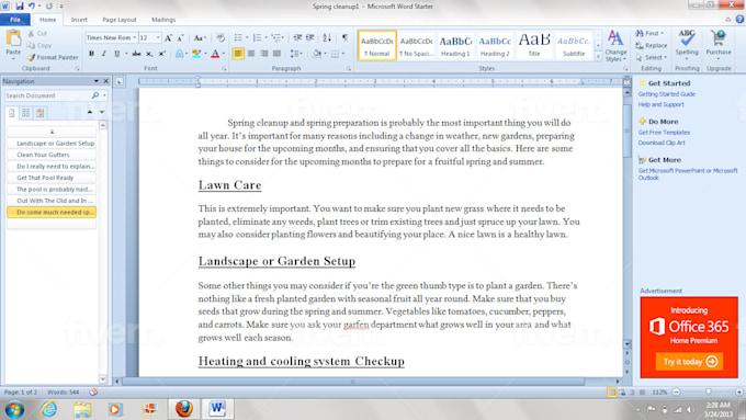 Apa structure essay