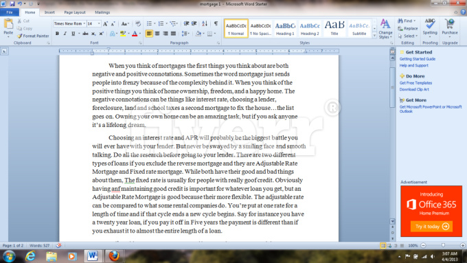 A supposedly fun thing ill never do again essay