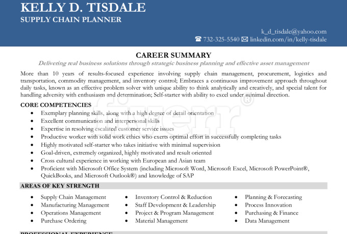 rewrite your resume cv cover letter and linkedin pr