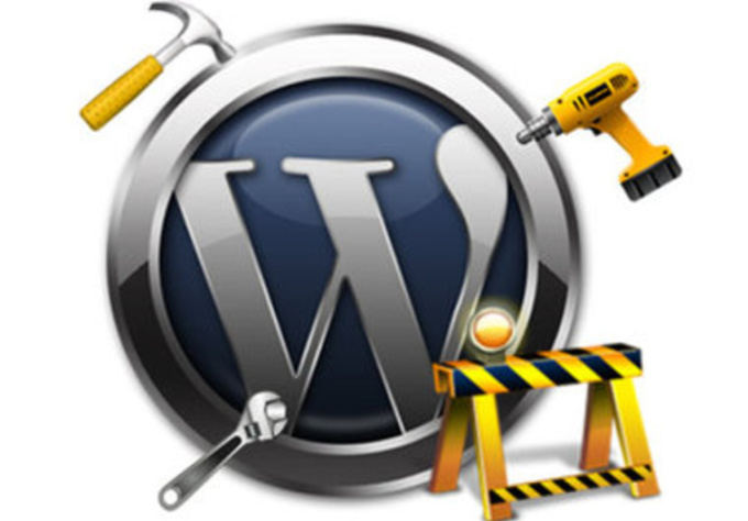 fix one minor problem on your Wordpress blog