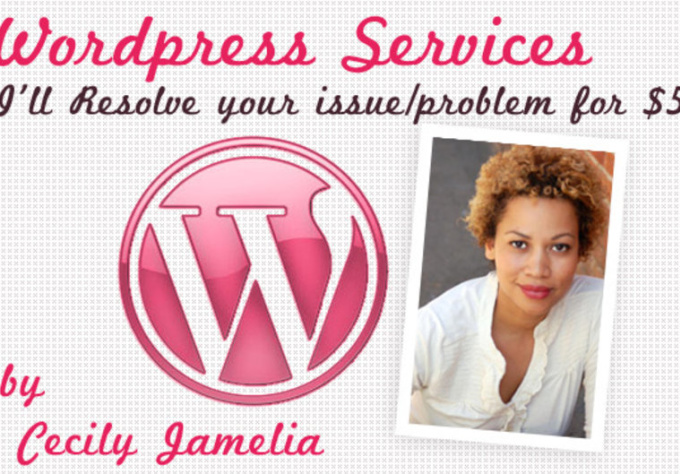 resolve your Wordpress issue or question