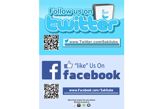 make you a like us on facebook and follow us on twi