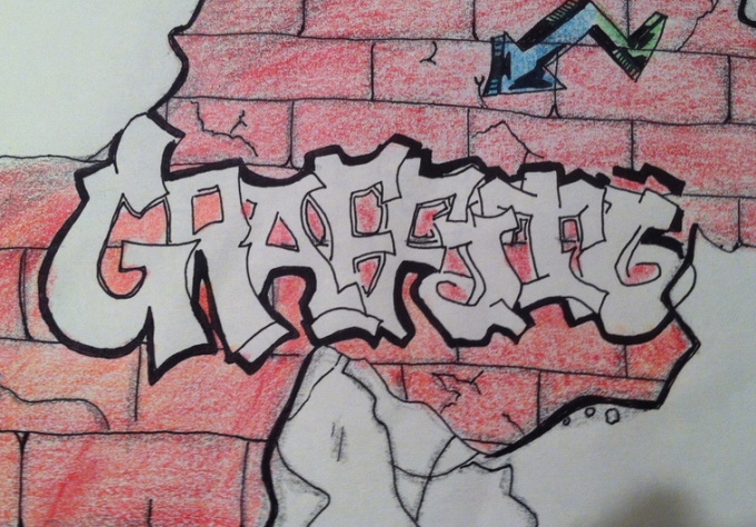 Graffiti is art persuasive essay
