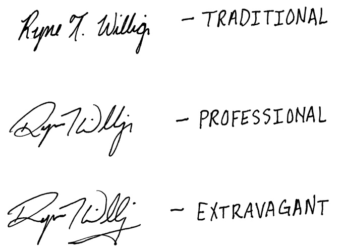 design 10 hand written signature styles fiverr
