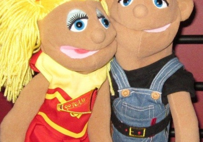 puppet couple video testimonial