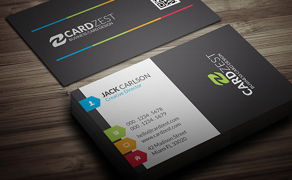 Do professional businesscard design fiverr for Fiverr business cards