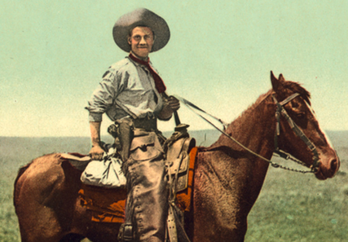 record an Old West voiceover