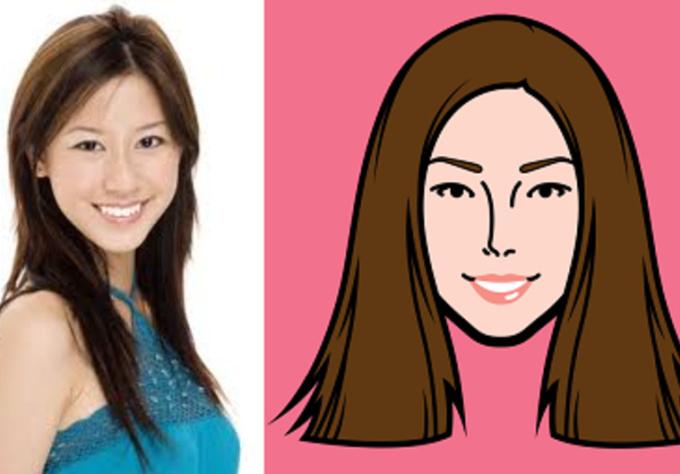 make a caricature profile picture of you