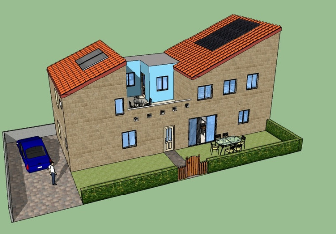 Create A 3d Model Of Anything On Google Sketchup