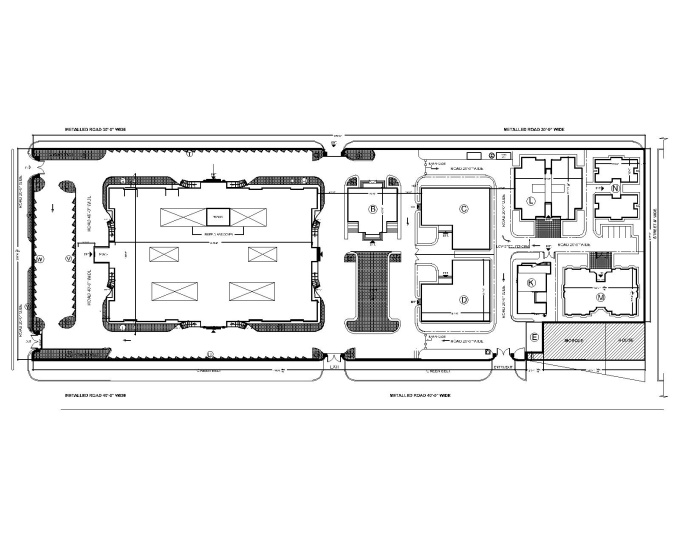Make 2d house or apartment plans or any simple drawing in for Apartment 2d plans