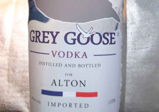Grey Goose Vodka Label send you a file with a...