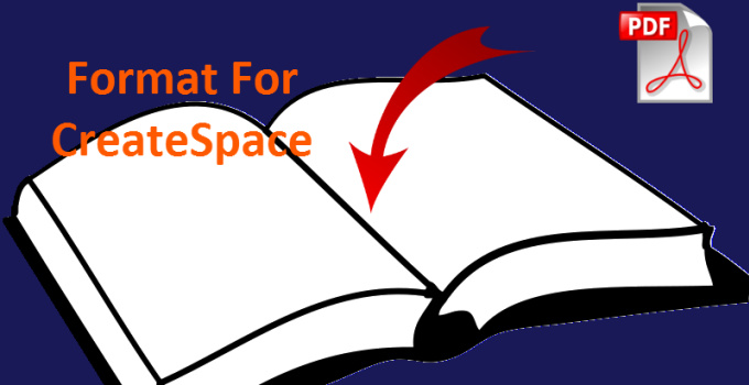 createspace formatted template - format your manuscript for createspace fiverr