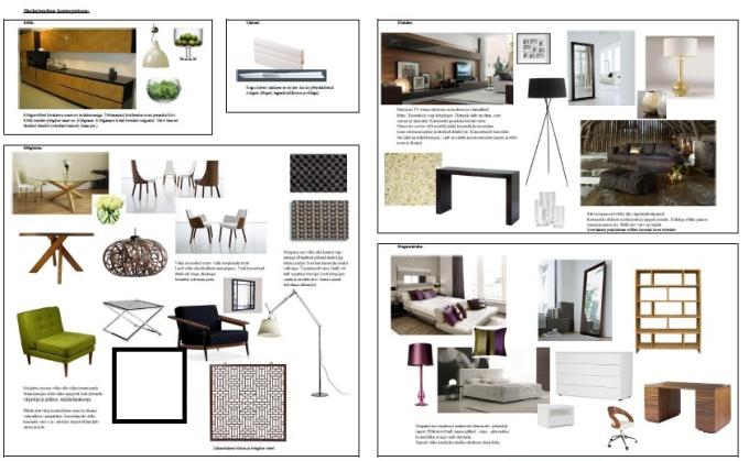 Make Interior Design Concept Board Fiverr
