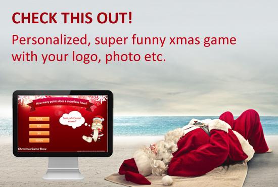sell you funny Christmas game