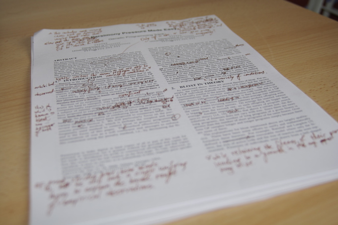 edit Five Pages of Any Document