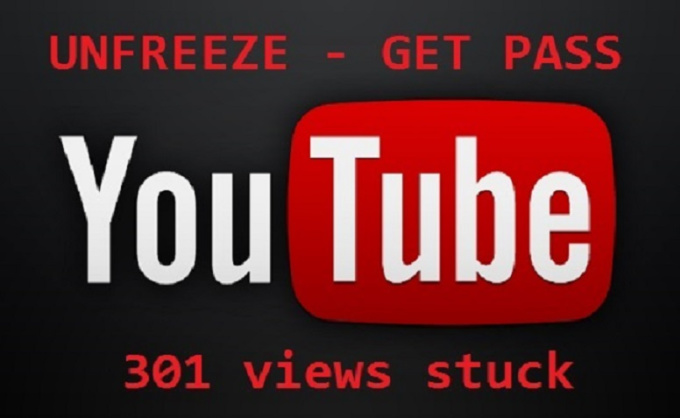 unfreeze your 301 stuck videos very fast and safe