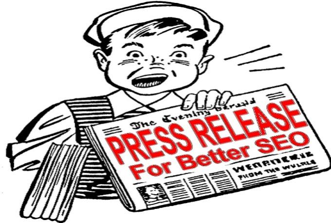 provide PRWeb Like Press Release Distribution
