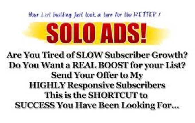 blast Your Solo Ads To My Responsive List Of 98,999 Subscribers