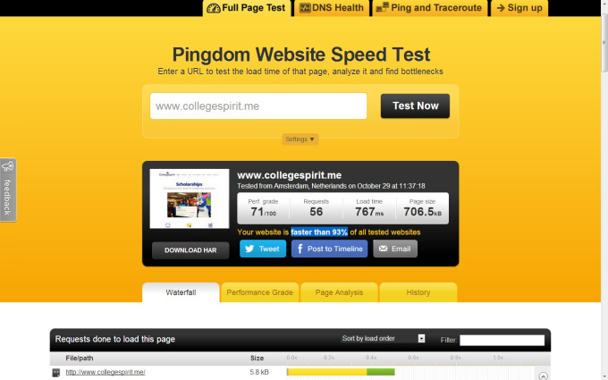 speed up your Word Press site Drastically