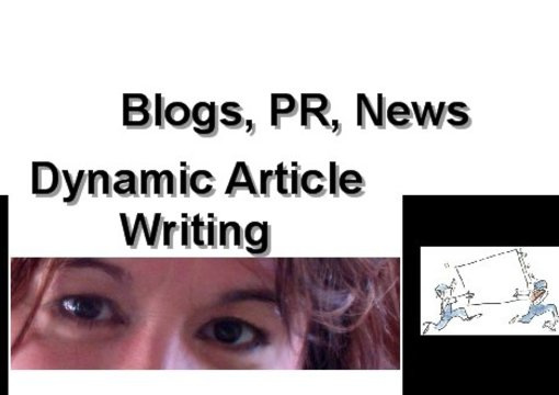 Write a blog article
