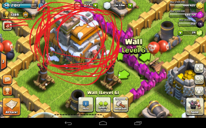 how to get anything on clash of clans