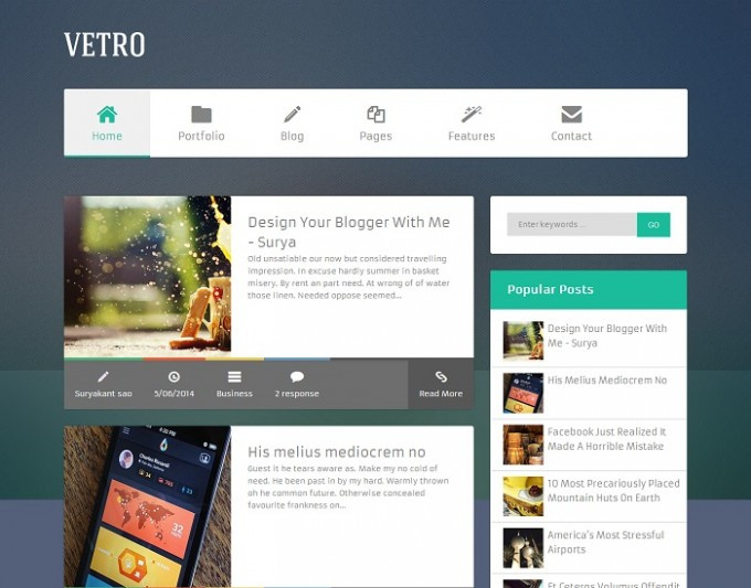 install and customize any blogger template