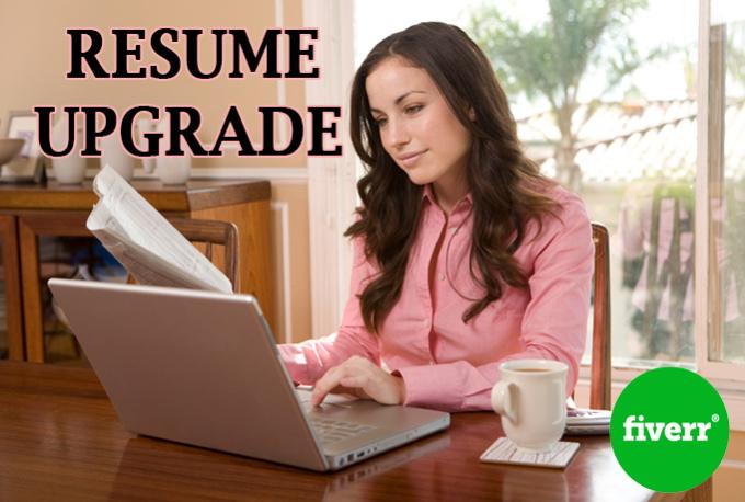 professionally design or rewrite your RESUME Cv ...