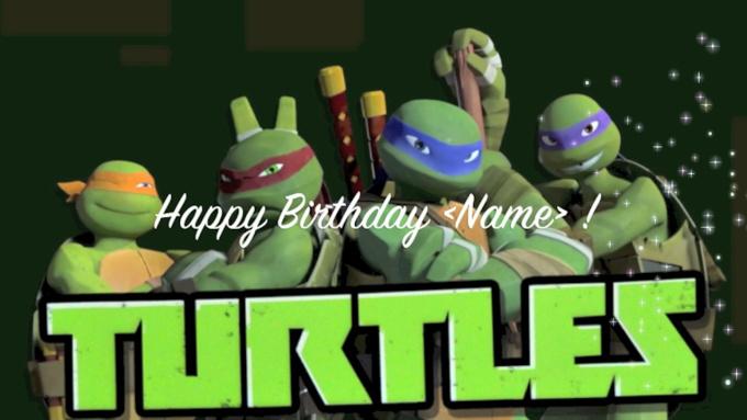 Create A Funny Tmnt Teenage Mutant Ninja Turtle Hap