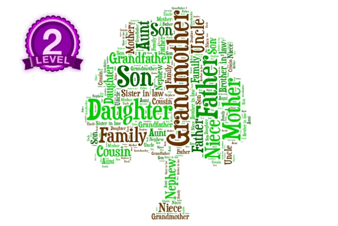 making a family tree in word