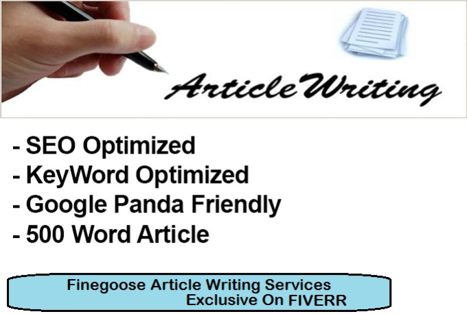 Are you ready to experience a quality article writing service for the lowest price?