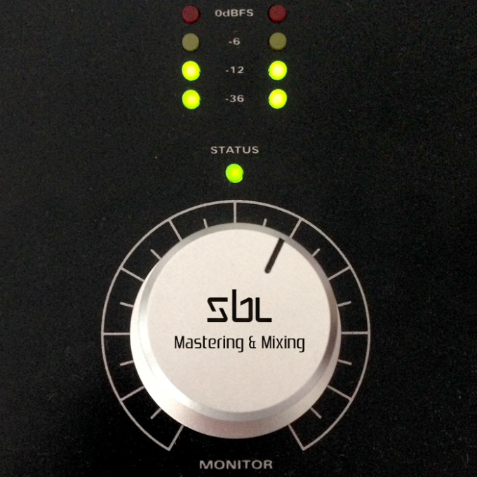 master your Audio Track professionally and fast
