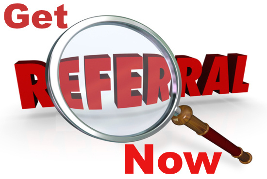 get direct referrals