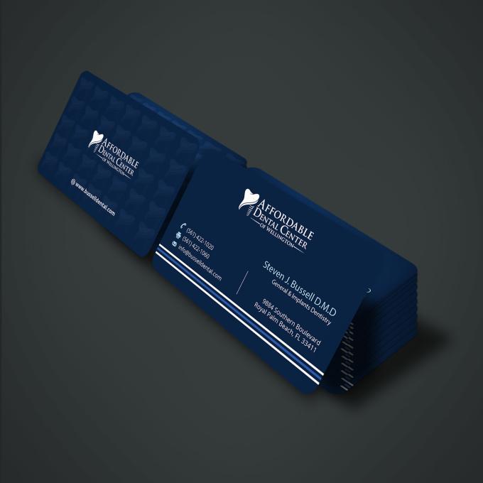 Design professional business card fiverr for Fiverr business cards