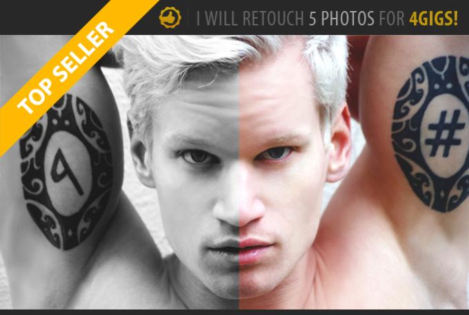 do any Photoshop edit
