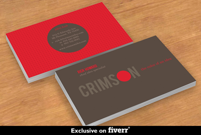 Design classy professional business cards fiverr for Fiverr business cards