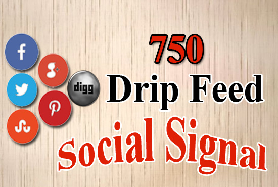 stanleyhurst : I will provide manual PR9 drip feed social signals for $5 on www.fiverr.com