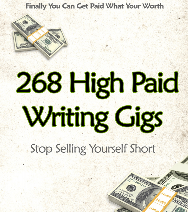 Online writing gigs