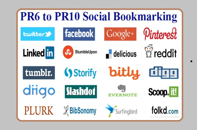 submit your web URL or Link on 30 PR6 to PR10 Social ...