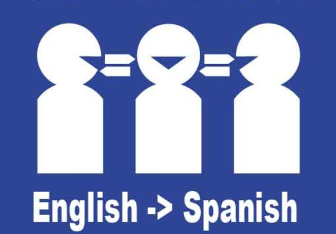 Translate any document from english to spanish for Translate my document to spanish