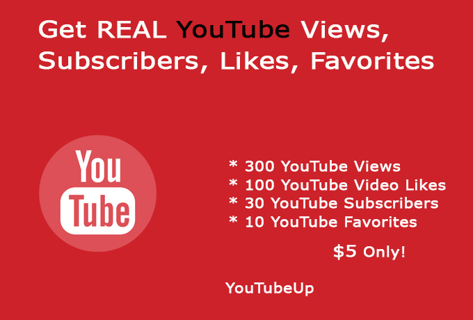 how to get real subscribers on youtube