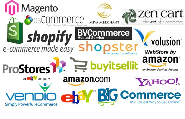 Five eCommerce Company Logos We Absolutely Love