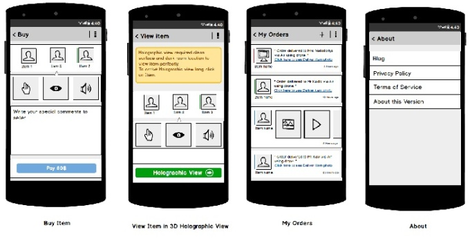 Design Balsamiq Mockups For Android Ios Apps And We