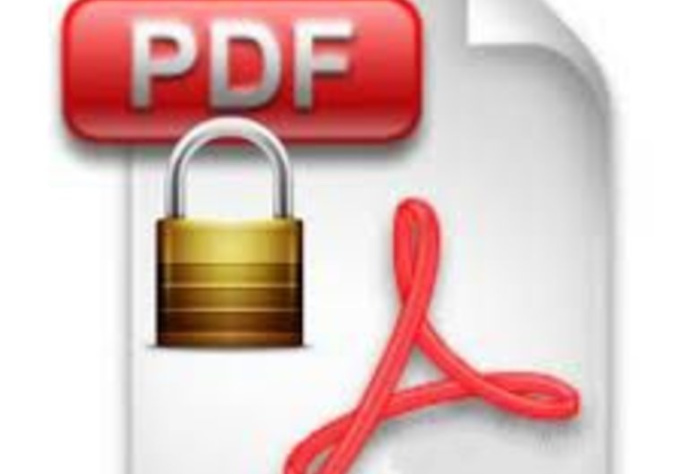 how to make changes in protected pdf file