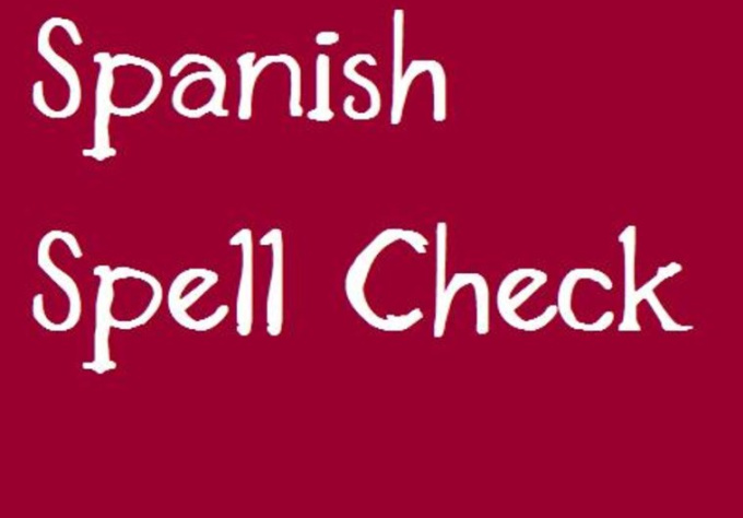 spanish orthography The system for writing in spanish spanish orthography q3354926.