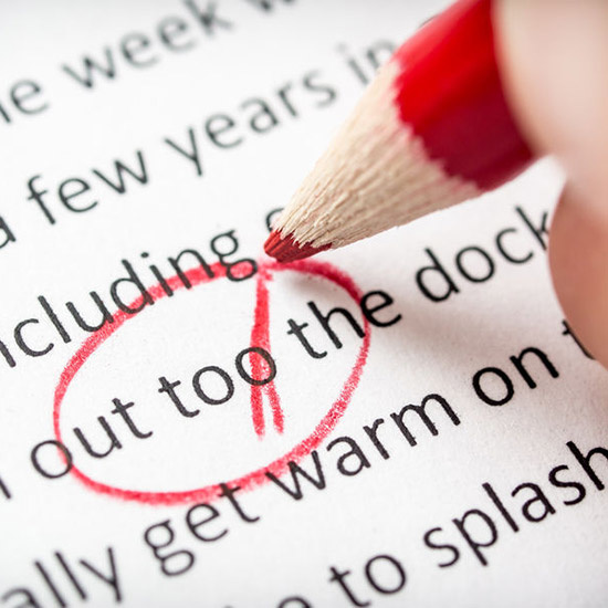 How to proofread your own essay