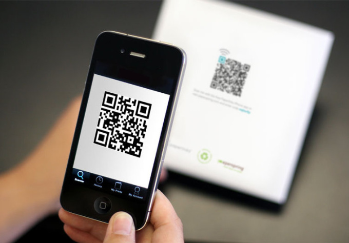 build a mobile QR landing page 4 facebook fanpage marketing